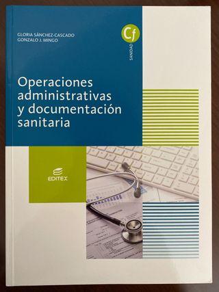 Operaciones administrativas y documentacion sanita
