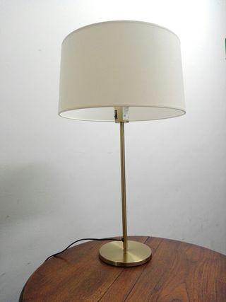 lampara de mesa alta