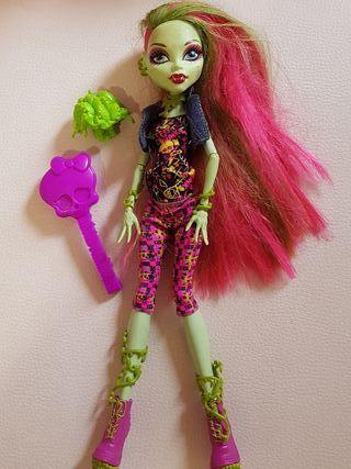 muñeca monster high venus mcflytrap