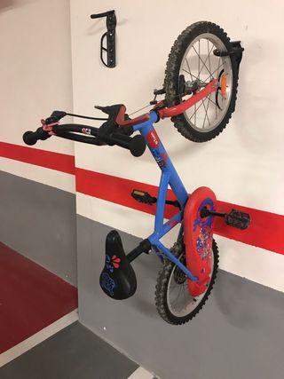 Bicicleta niños, infantil