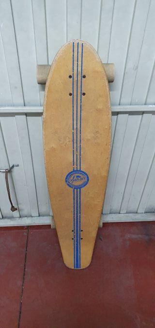 patinete long board