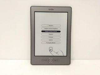 """Ebook Kindle 4 D01100 2GB 6"""" B 92343"""