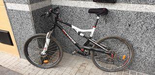 bicicleta rockrider six.5