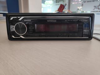 RADIO COCHE KENWOOD KMM-303BT BLUETOOH incorporado