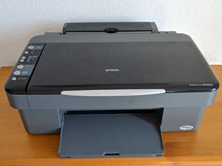Impresora Epson Stylus DX4000 + 6 cartuchos