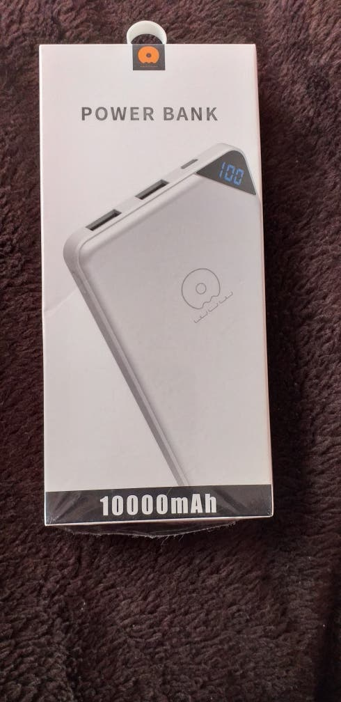 brand new sealed power bank