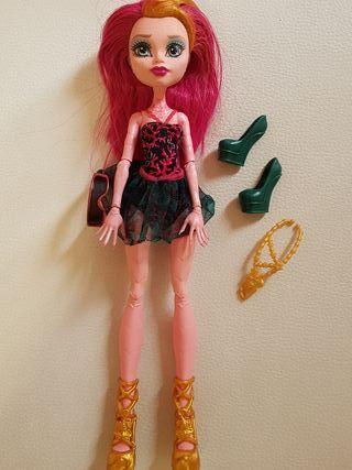 muñeca monster high Bonny Belle edición americana
