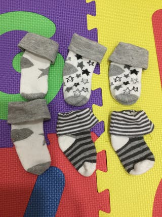Calcetines bebé recién nacido