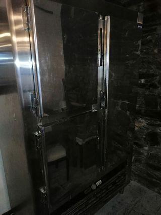 nevera frigorífico industrial