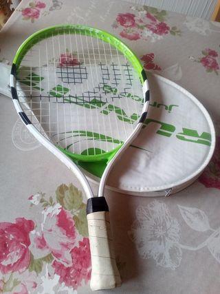 Raqueta de iniciacion niño, primera raqueta