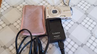 cámara de fotos Lumix 12 mp