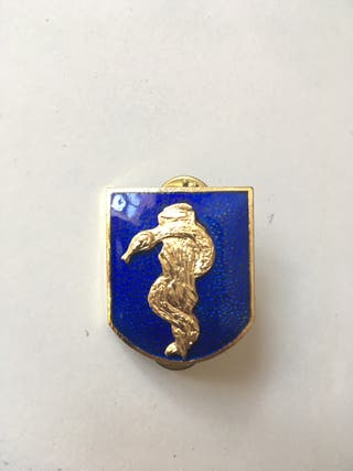 Distintivo militar efermería