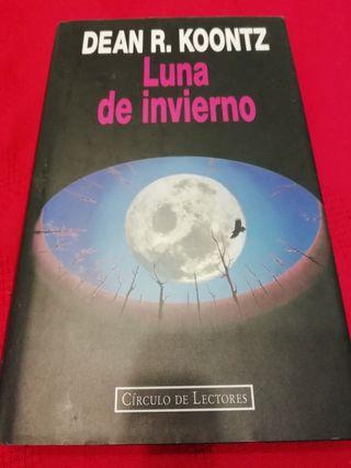 libro LUNA DE INVIERNO Dean Koontz
