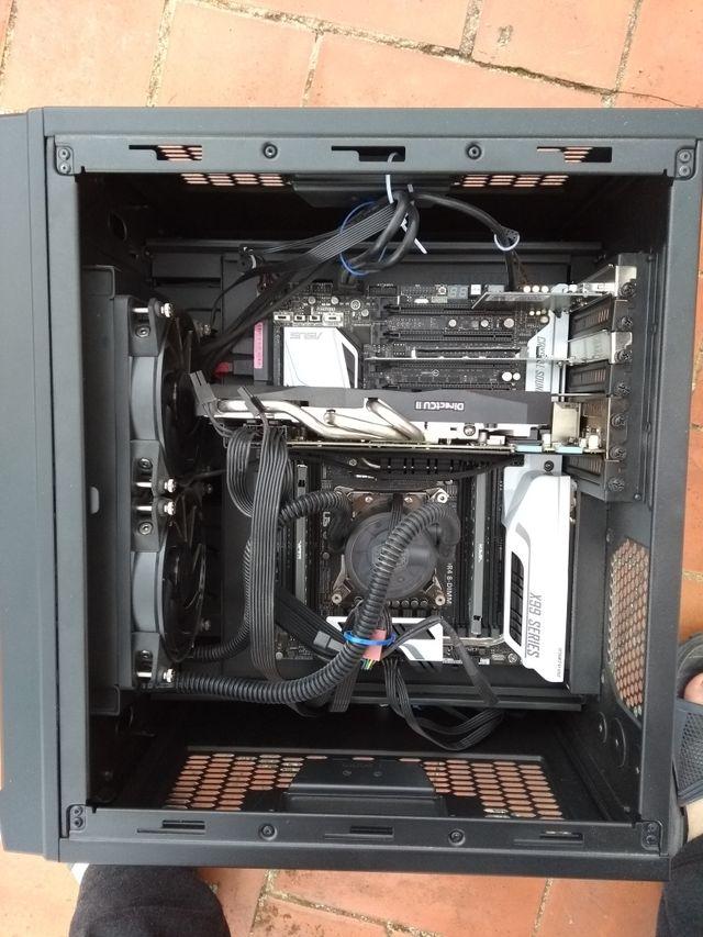 PLACA BASE ASUS X99 DELUXE LGA 2011-3