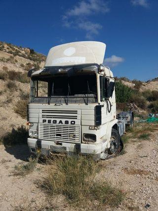 Camión chasis Pegaso Tecno 1234