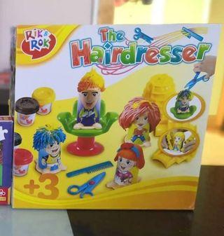 plastilina the hairdressers peluqueria