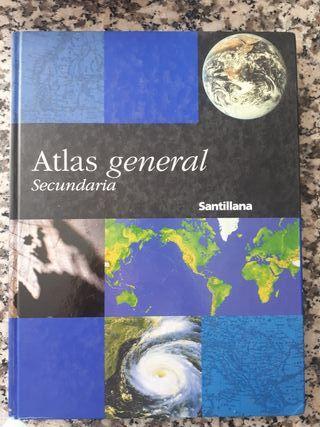 Atlas General secundaria