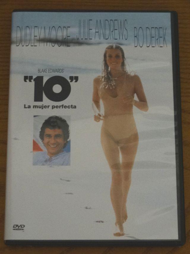 Dvd 10 La mujer perfecta descatalogada