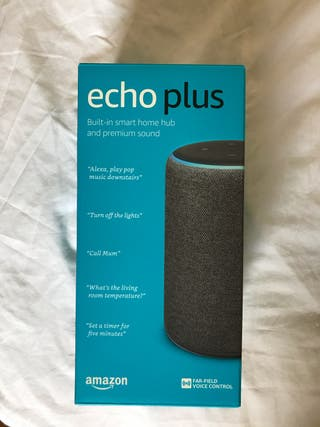 Amazon echo plus 2°gen + Philips single bulb