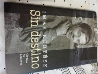 libro SIN DESTINO