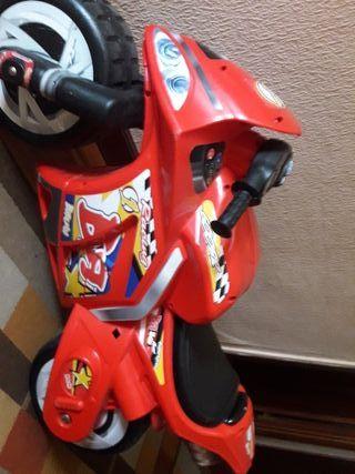 moto plastico