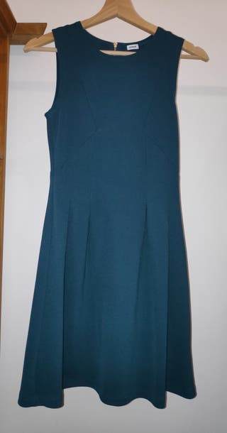 Vestido casual verde - Pimkie
