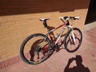 bicicleta de BTT MTB