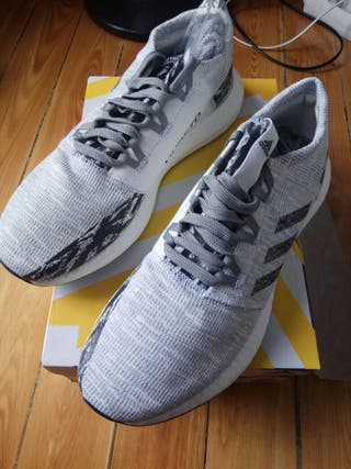Zapatillas Adidas 45.3 Pureboost x UNDFTD