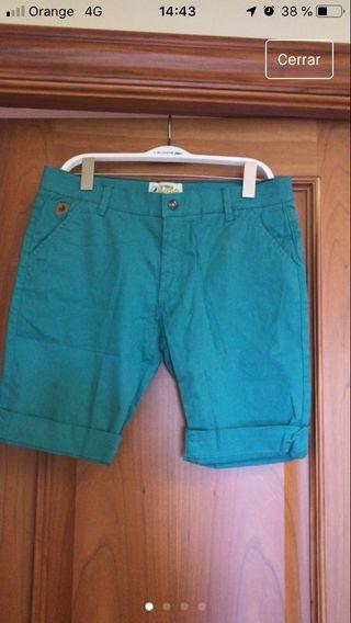 Pantalon verde Lois talla 14-16 por estrenar