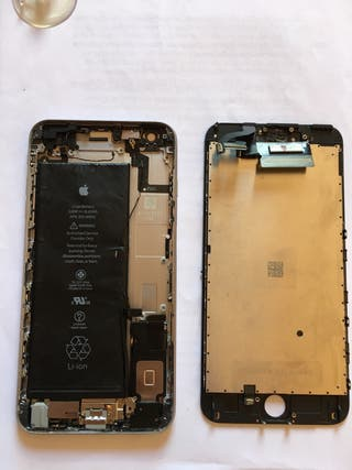 Teléfono Apple Iphone 6S PLUS (SOLO PIEZAS LEER)
