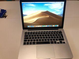MacBook Pro RETINA i5 2,7Ghz 8Ram SSD