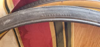 2 cubiertas rueda fina bici carrera