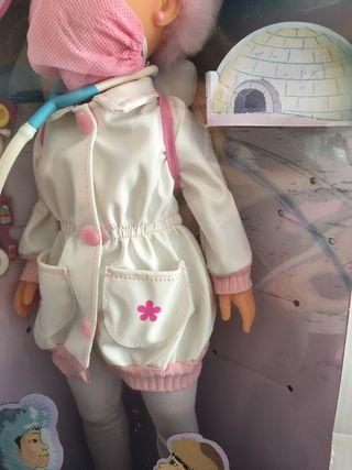 Nancy de famosa muñeca
