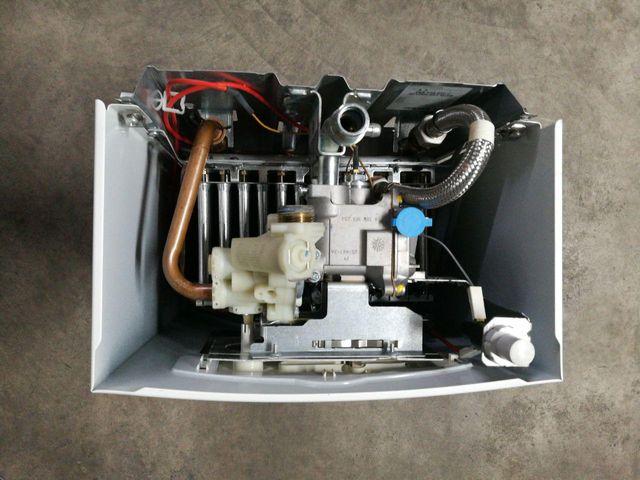 Calentador Neckar de gas natural