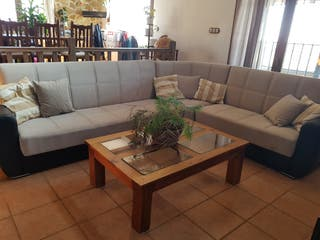 Sofa rinconera cama