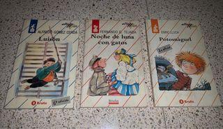 Libros de lectura - Infantil/Juvenil