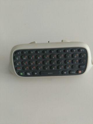 teclado para mandos Xbox 360