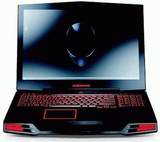 Vendo Portátil Alienware M15x