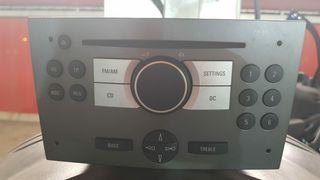 Radio de coche Opel Astra