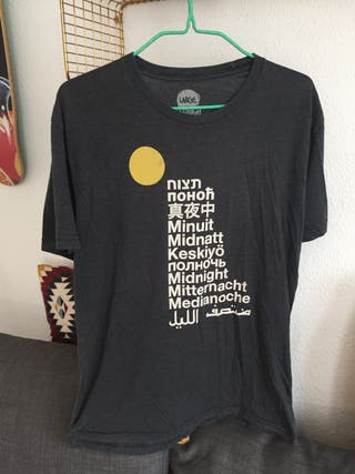 Camisa Minuit L