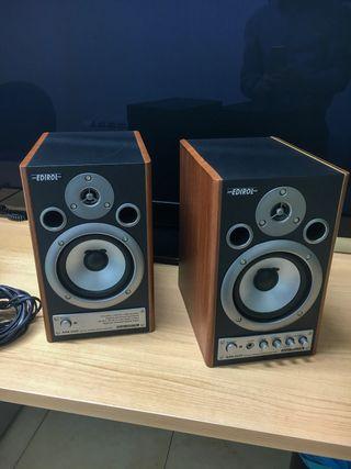 Monitores de audio Edirol MA-20D
