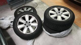 Ruedas Audi