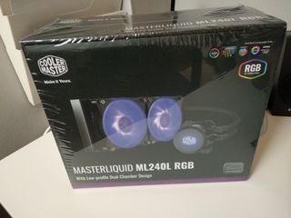 Refrigeración líquida Cooler Master ML240L RGB
