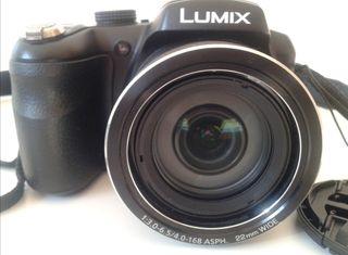 Cámara de fotos Lumix LZ-40