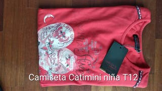 Camiseta de Catimini Niña
