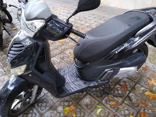 moto Keeway logick
