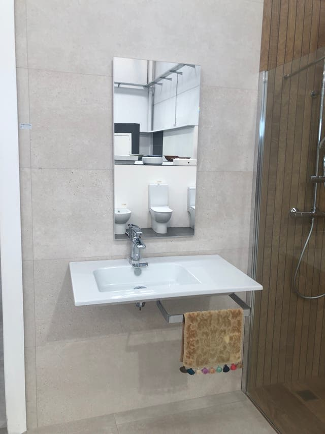 Lavabo-encimera PORCELANOSA