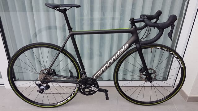 Cannondale Supersix Evo disc 2018 t.54