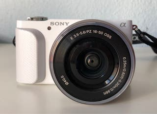 Cámara fotos SONY NEX 3N