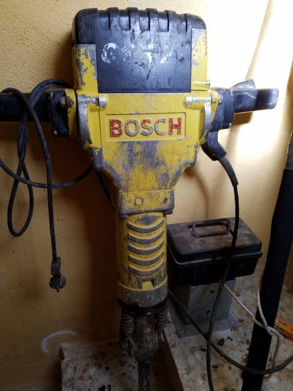 Martillo Neumático Bosch